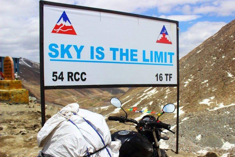 World's Highest Motorable Road